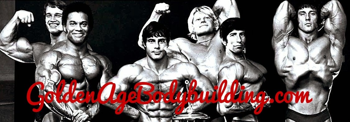 golden age bodybuilding